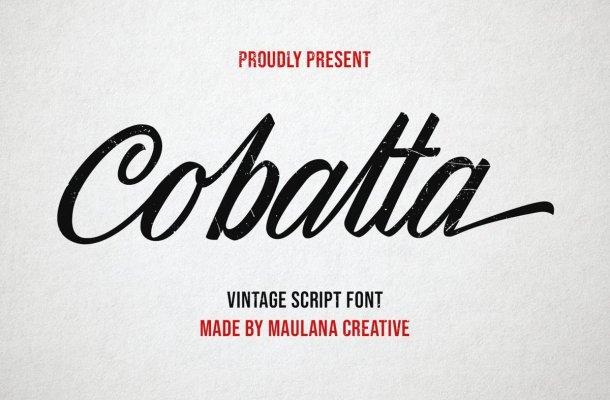 Cobalta-Font-1