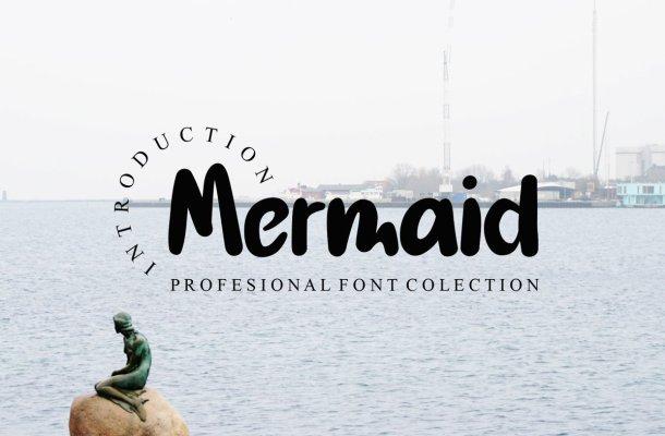 Mermaid-Font