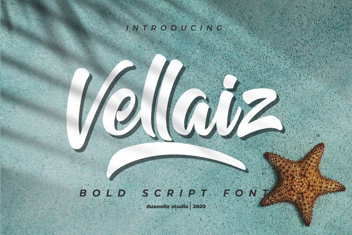 Vellaiz-Font