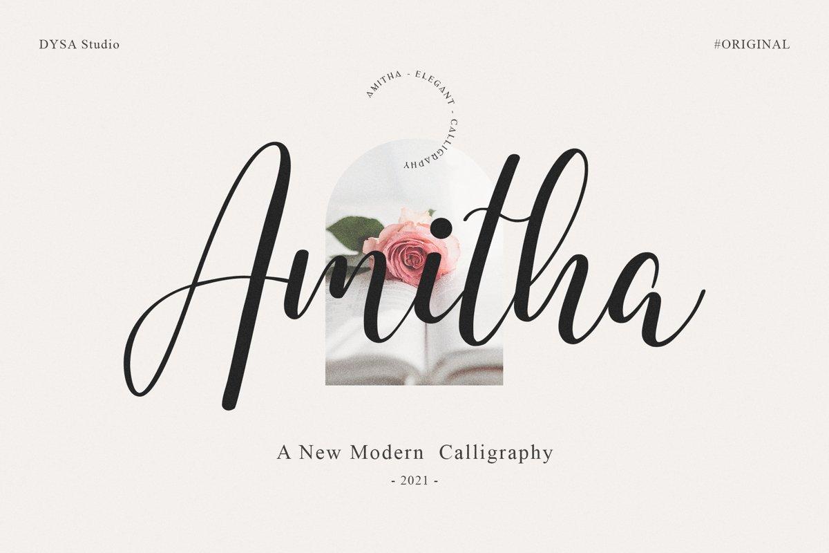 Amitha-Font