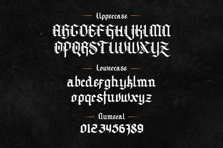 Archking-Font-2
