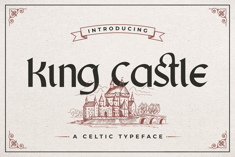 King-Castle-Font