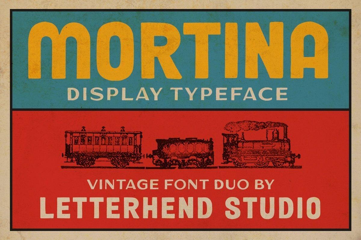 Mortina-Font