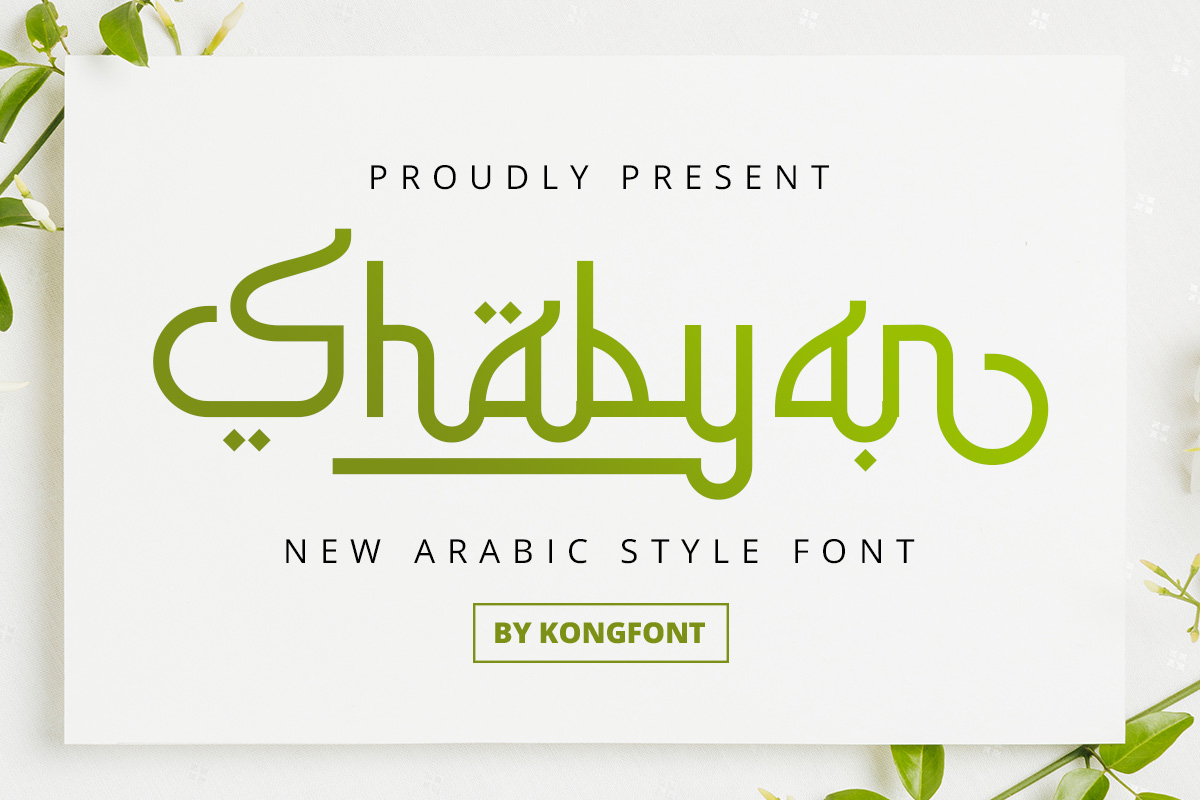 Shabyan-Font