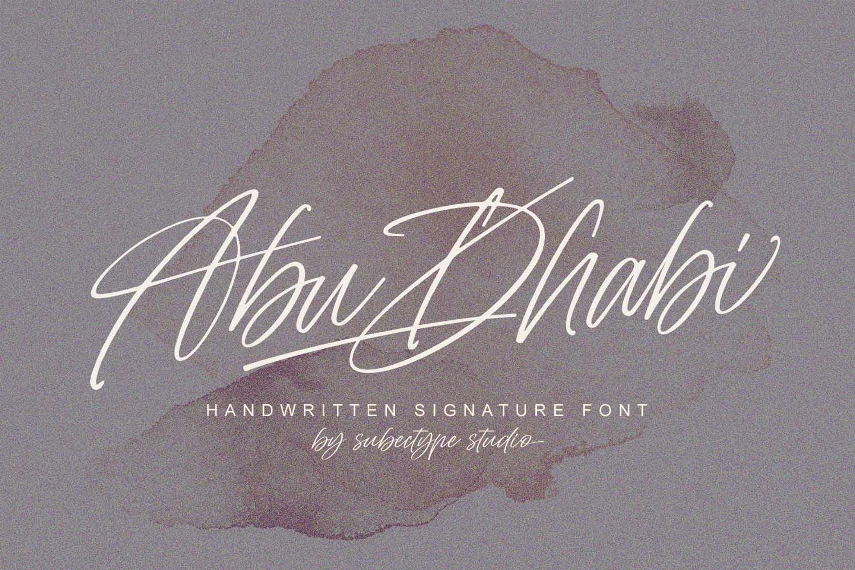 Abu-Dhabi-Font