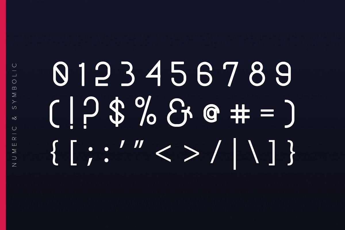 Black-Hole-Font-3