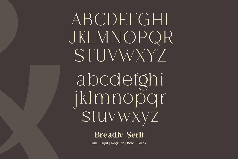 Breadley-Serif-Font-2