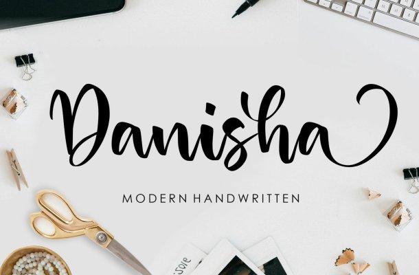 Danisha-Font