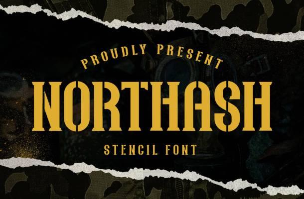 Northash-Font