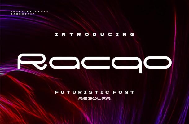 Racqo-Font