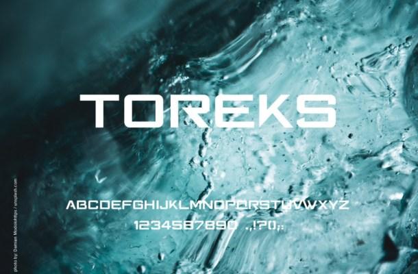 Toreks-Font