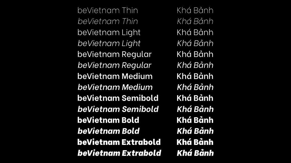 Be-Vietnam-Pro-Font-2