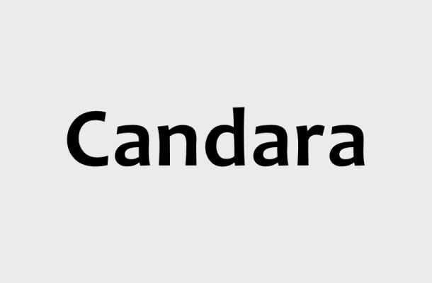 Candara-Font