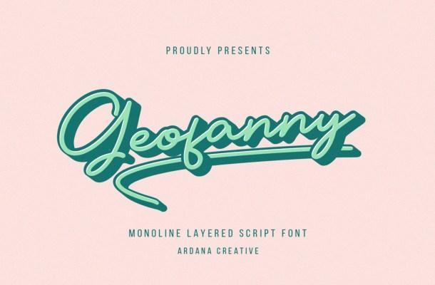 Geofanny-Font-1
