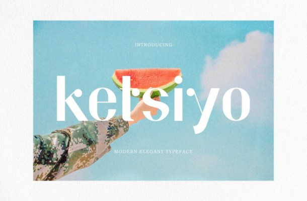 Ketsiyo Font