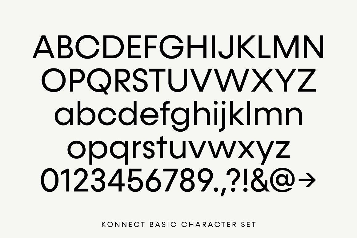 Konnect-Font-3