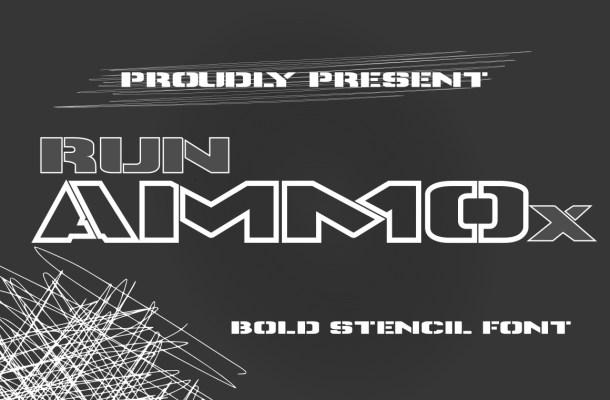 Runammox-Font