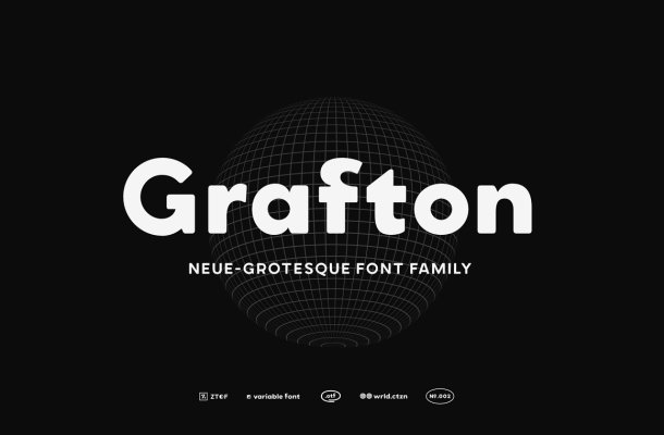 ZT-Grafton-Font