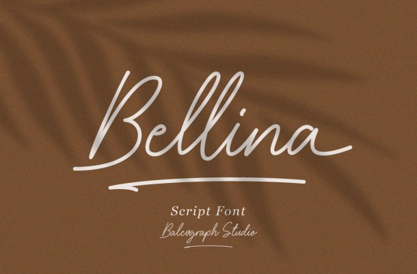 Bellina Font