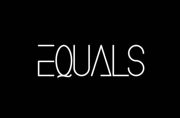 Equals-Font
