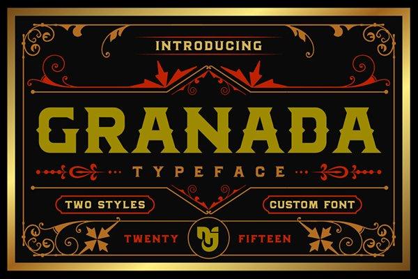 Granada-Font