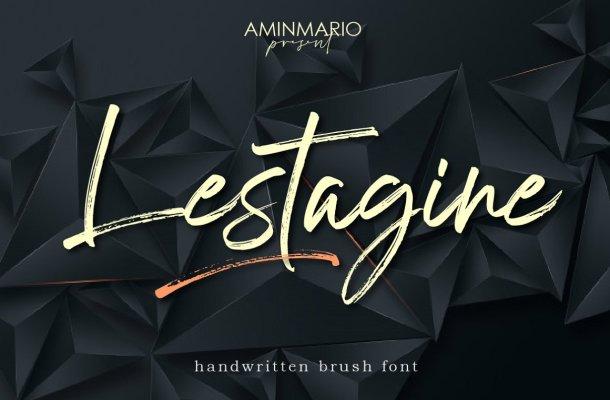 Lestagine-Font