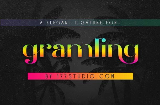 Gramling Font