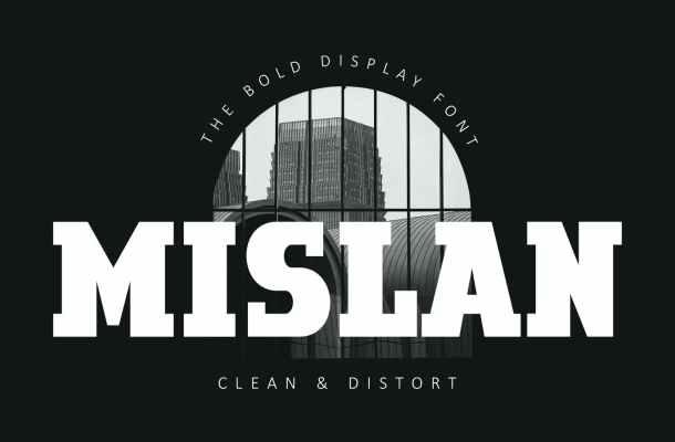 Mislan-Font