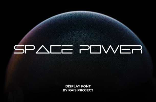Space-Power-Font