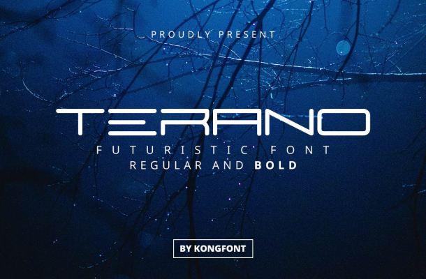Terano-Font