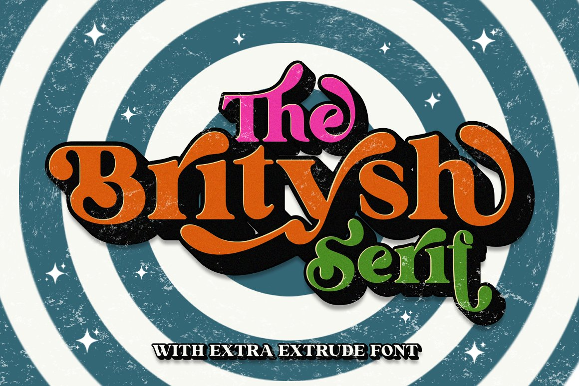 Britysh-Font