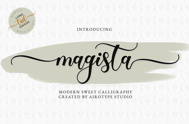 Magista-Font
