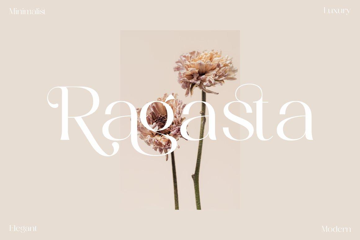 Ragasta-Font