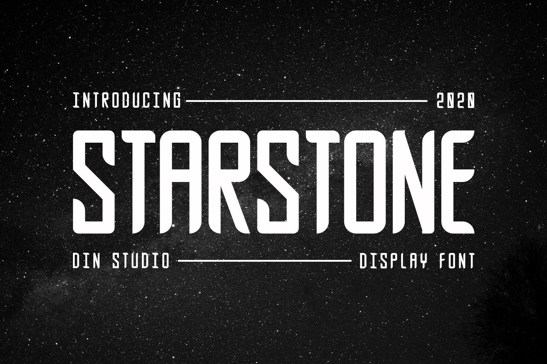 Starstone-Font