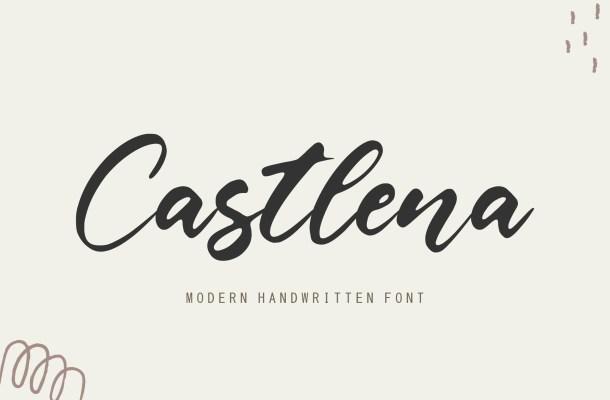 Castlena Font