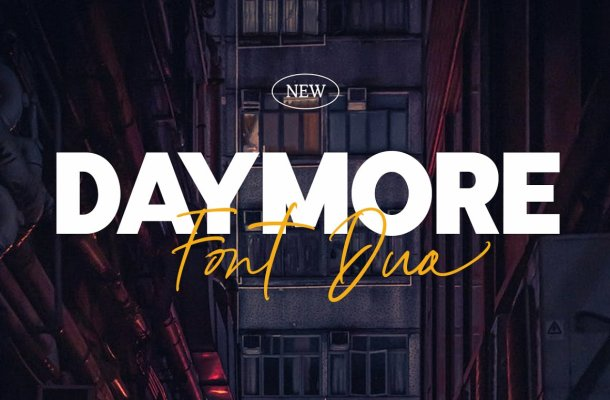 Daymore Font