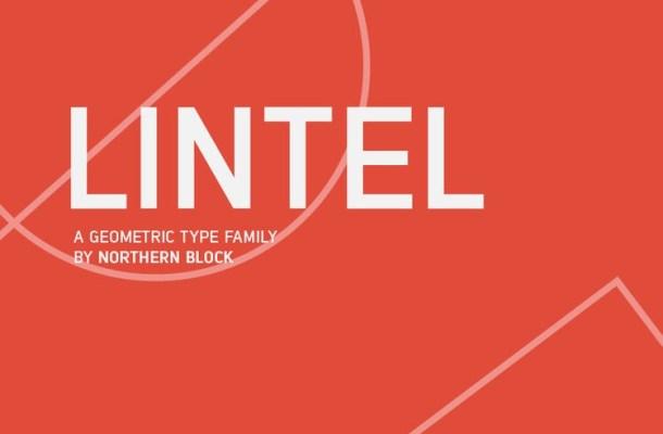 Lintel Font