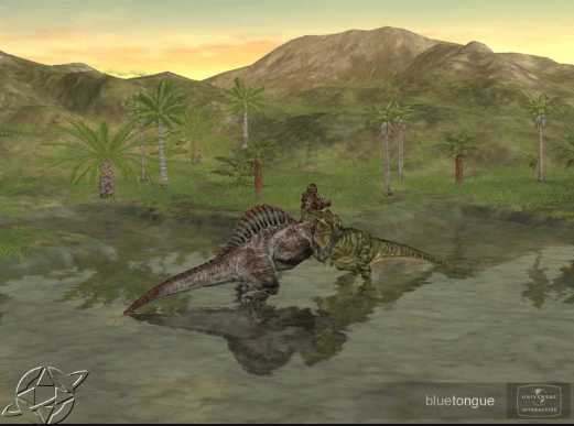 Jurassic Park Operation Genesis PC Download