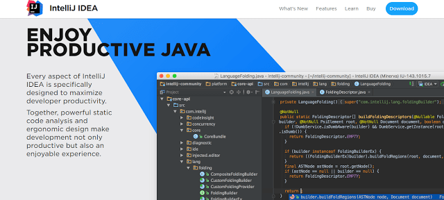 Download And Install IntelliJ IDEA For Windows - Download