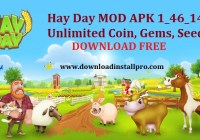 Hay Day MOD APK 1_46_149 Unlimited - featured image