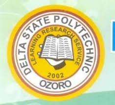 Delta State Poly Ozoro Post UTME Past Questions