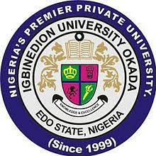 Igbinedion University Post UTME Past Questions