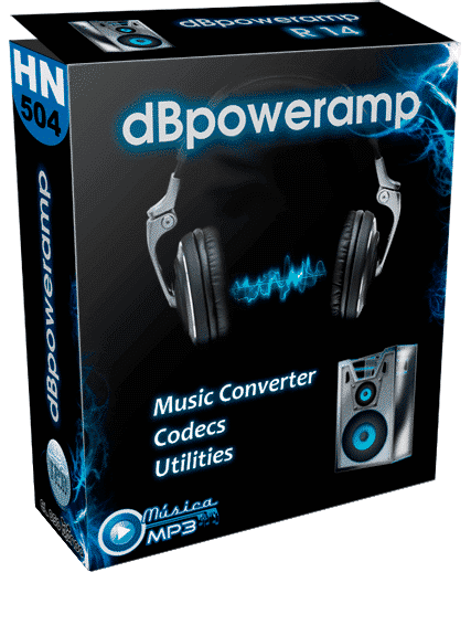 Download dBpowerAMP Music Converter - Convert Audio Formats