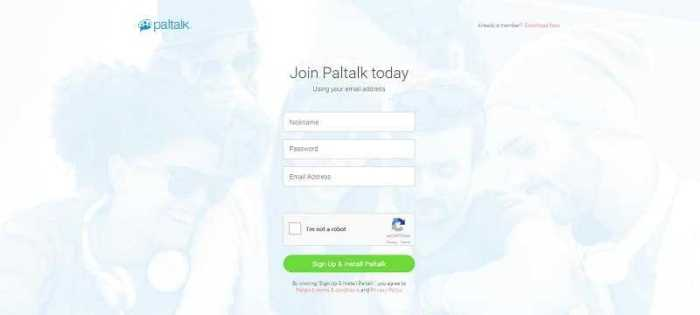 Download Paltalk Messenger 2019 Free Voice & Video Chat