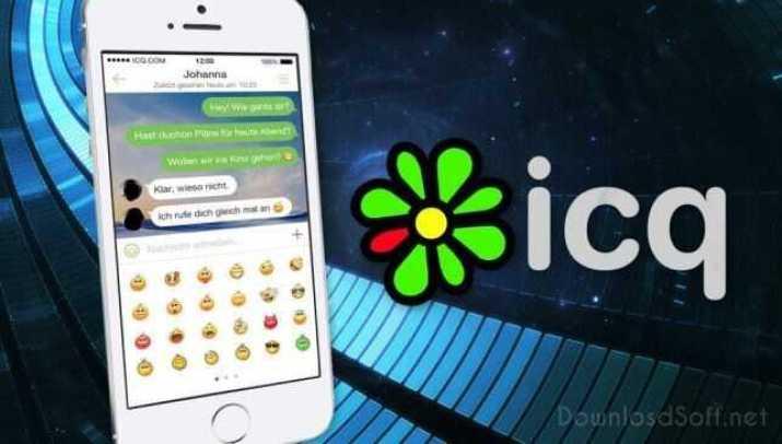 Descargar ICQ 2019 Voz y Video ChatÚltima Versión Gratis