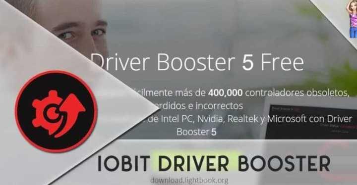 تحميل درايفر بوستر Driver Booster 2019 تحديث التعريفات مجانا