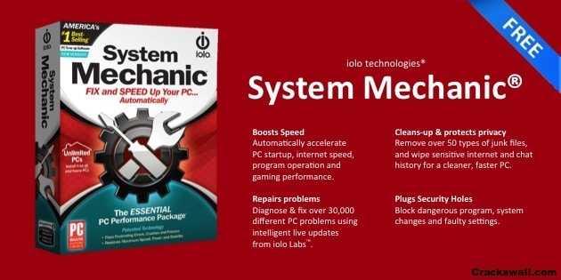 Télécharger System Mechanic 2019 Corriger Les Erreurs dans PC