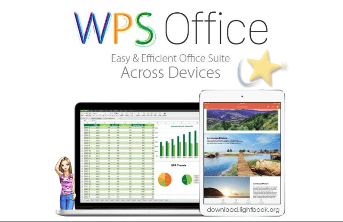 Télécharger WPS Office Free 2019 Éditer Textes Pc et Mobile