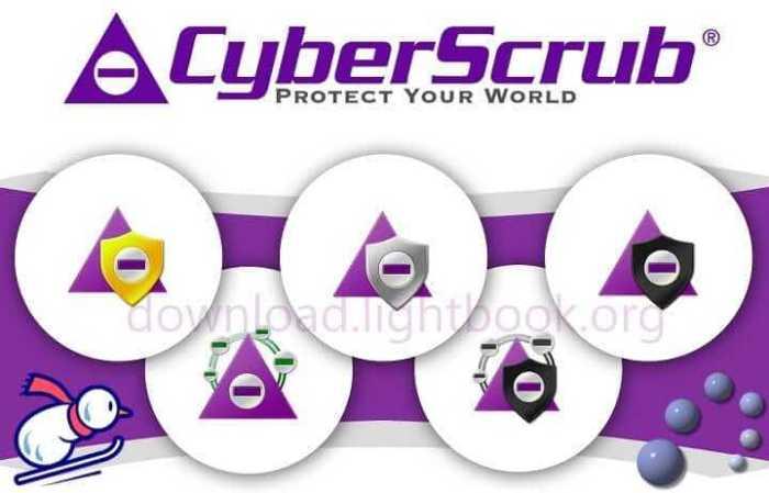 Télécharger CyberScrub Privacy Suite Dernière Version Gratuit