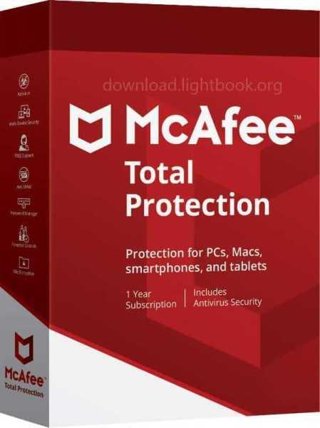 Descargar McAfee Total Protection 2019 Última Versión Gratis